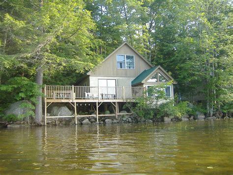 white mountain cottage rentals lakeside cottage facing white mountains homeaway fryeburg