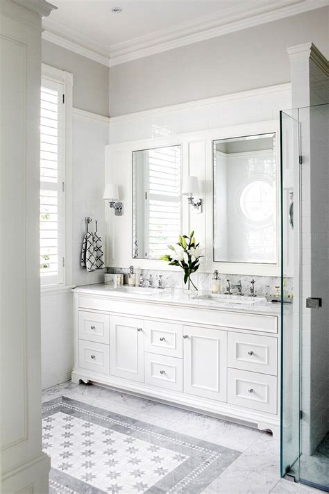 bathroom cabinet design minimalist white bathroom designs to fall in
