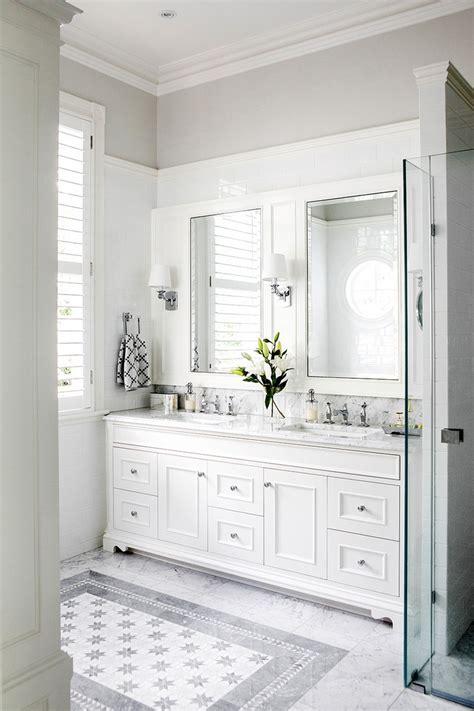 bathroom cabinets designs minimalist white bathroom designs to fall in