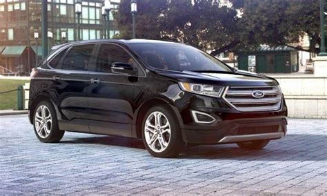 Black Ford Edge by 2015 Ford Edge Black Www Pixshark Images Galleries