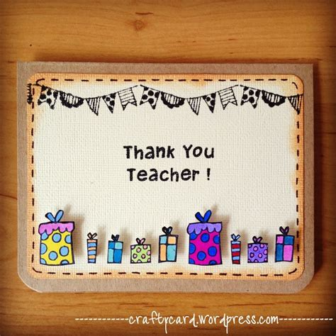 card ideas for teachers day 17 best ideas about handmade teachers day cards on