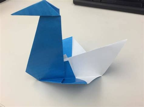 origami swan for beginners 1000 ideas about origami for beginners on 3d