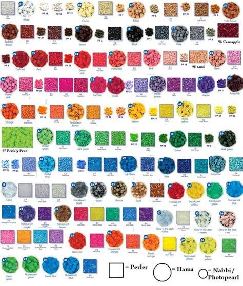 perler colors perler bead colors perler color