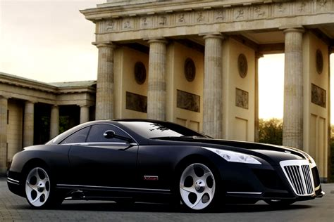 8 Million Dollar Car Wallpapers by Maybach Exelero The 8 Million Maybach Mobster Supercar