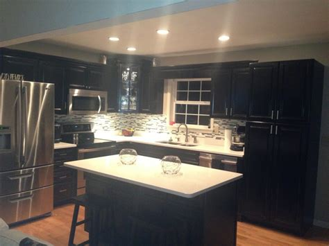 how to paint kitchen cabinets black kitchen painting kitchen cabinets yourself designwalls
