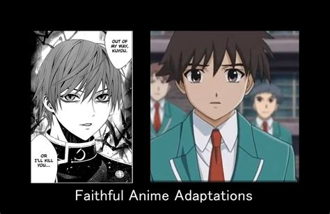 difference between and anime do you notice character design style changing