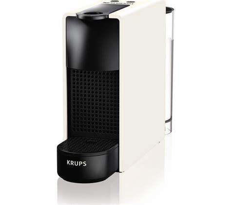 NESPRESSO by Krups Essenza Mini XN110140 Coffee Machine   White, White Coffee Makers