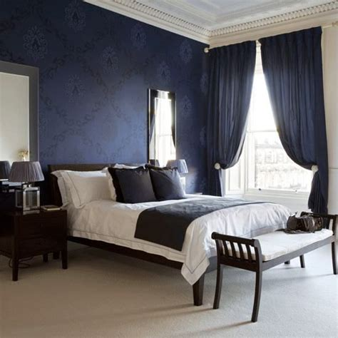 pictures of blue bedrooms 20 marvelous navy blue bedroom ideas