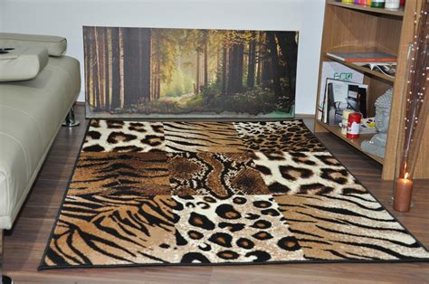 animal print rugs leopard print area rug cheap best decor things