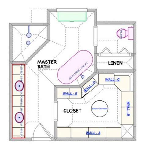 luxury bathroom floor plans the en suite luxury master bath sherwood lifestyles