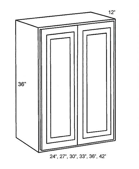 classic white shaker kitchen cabinets w3636 wall cabinets door wall cabinet classic white