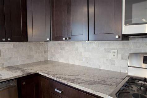 carrara marble kitchen backsplash 17 best images about countertops and backsplashes on
