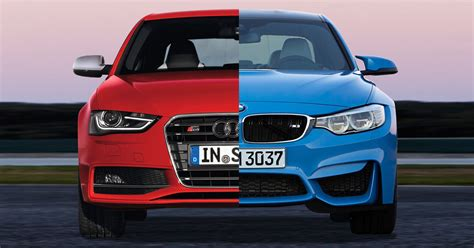 Bmw S4 by Compare S4 Audi And Bmw M3 Autos Post