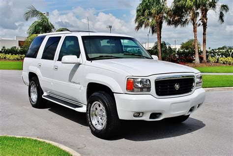 2000 Cadillac Escalade For Sale by Used 2000 Cadillac Escalade Lakeland Fl For Sale In