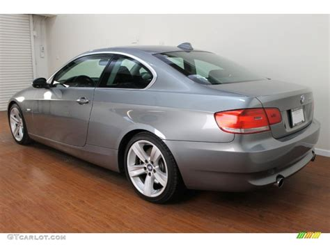 2007 Bmw 335i by Space Gray Metallic 2007 Bmw 3 Series 335i Coupe Exterior