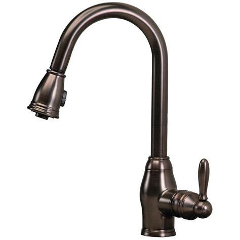 pegasus kitchen faucet pegasus newbury single handle pull sprayer kitchen