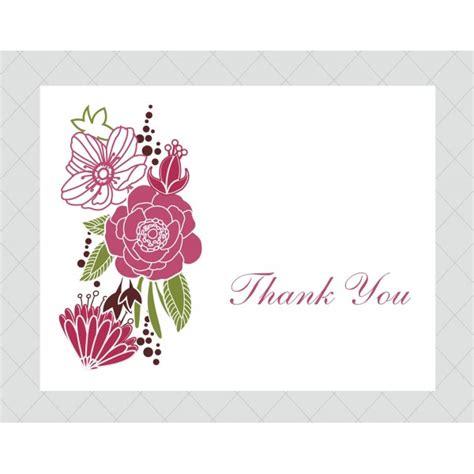 thank you card thank you cards condolences on