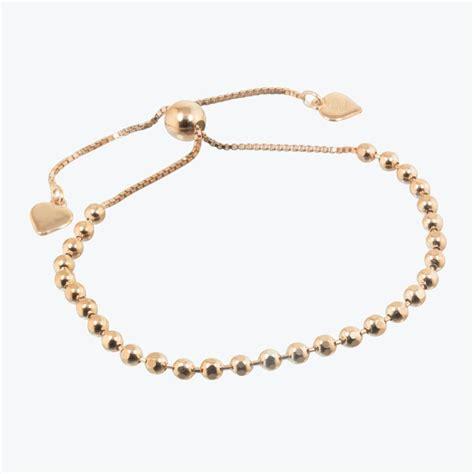 bracelet with sterling silver friendship bracelet gold finish