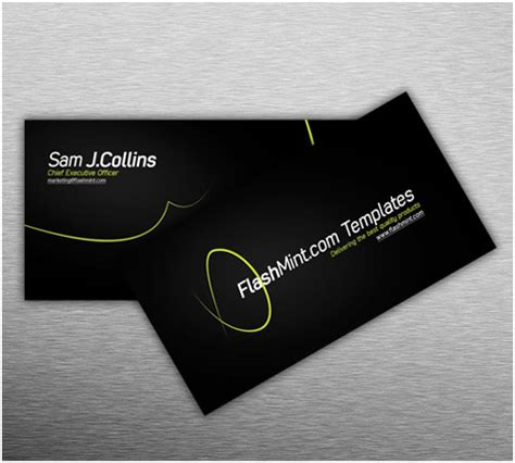 how to make business cards on photoshop business card design collection of 20 great tutorials