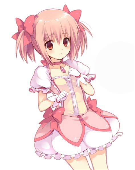 madoka magica madoka kaname anime photo 33188614 fanpop