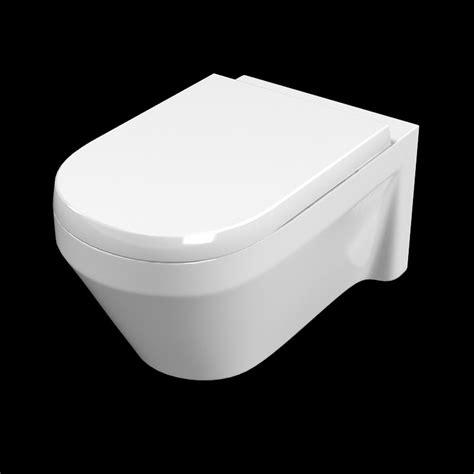 Duravit Toilet Water Level by Duravit Starck 2 3d Model