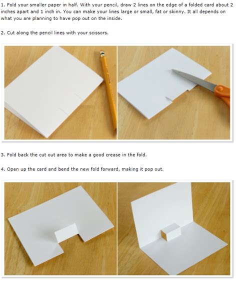 how to make a pop up card how to make pop up cards www imgkid the image kid