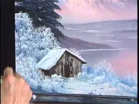 bob ross painting channel bob ross the of painting winter