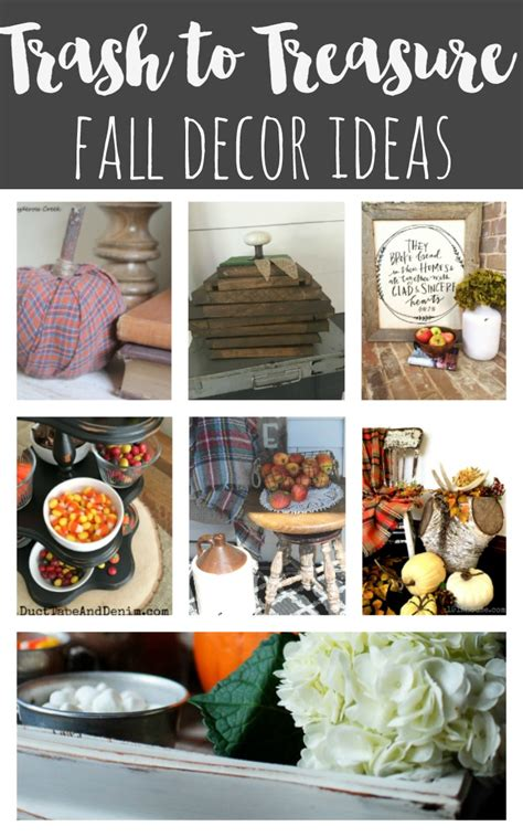 trash to treasure ideas home decor totally free fall front porch ideas reinvented