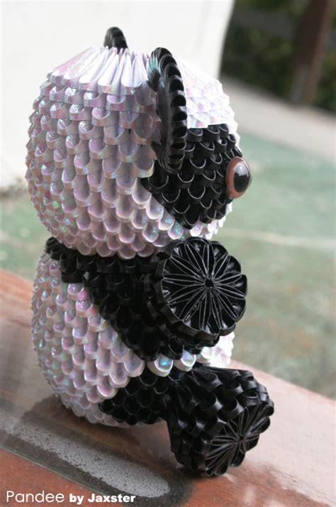 how to make 3d origami panda 3d origami panda 3d origami