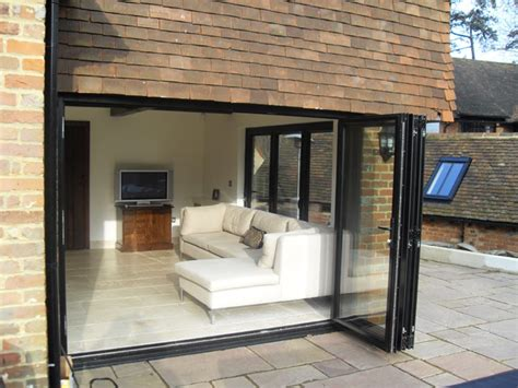 bi fold patio doors bi fold doors the functional beautiful option for home