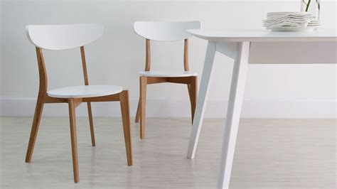 modern kitchen table and chairs white oak kitchen chairs painted wood only 163 45 uk