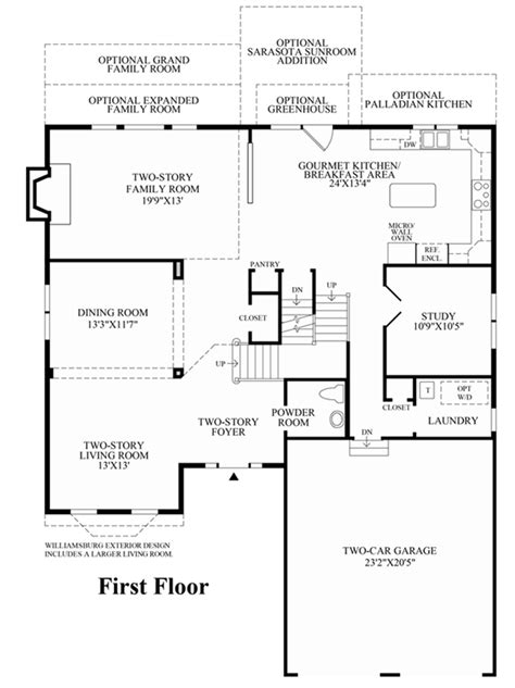 richmond homes floor plans richmond homes floor plans 28 images ladera in