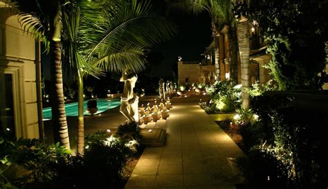led landscape lighting landscape lighting ideas designwalls