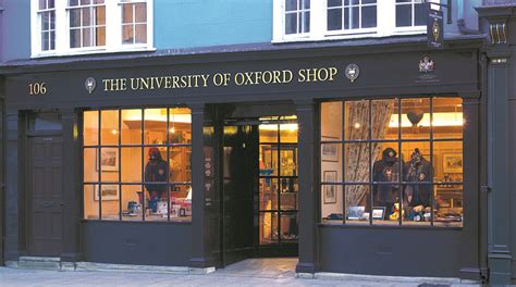 the shop uk of oxford shop oxford clothing gifts and