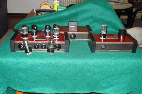 sold mapletree audio design ultra 4a se pre and line