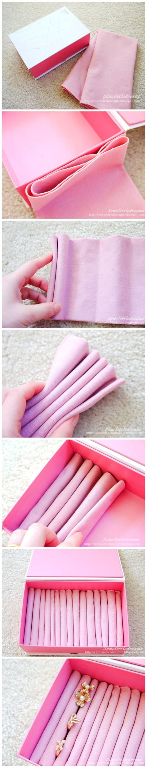 how to make a photo box for jewelry make any keepsake box into an awesome jewelry box fabdiy