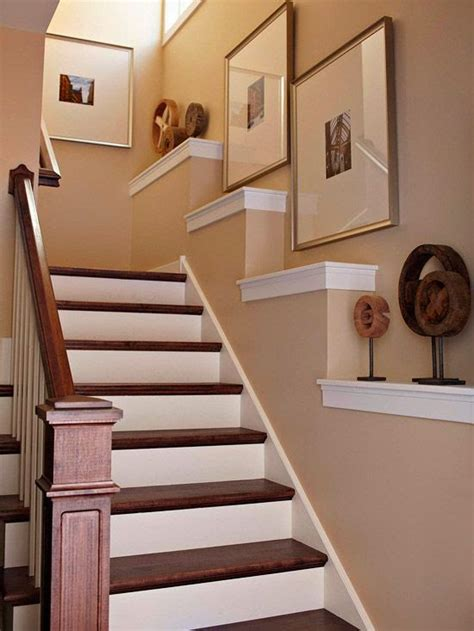 stairs decorations 50 creative staircase wall decorating ideas frames