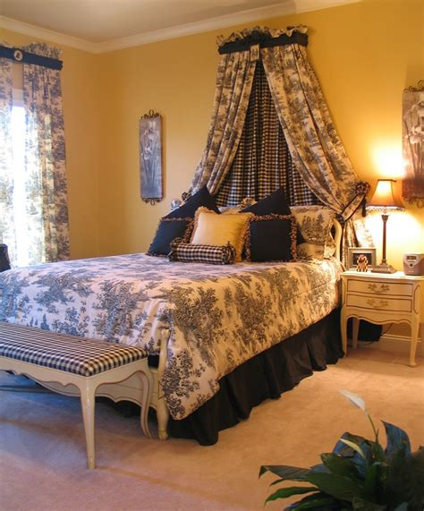 toile bedroom black and white toile bedroom bedrooms