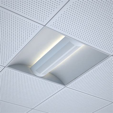 ceiling lights for office office recessed ceiling light by lftspc 3docean