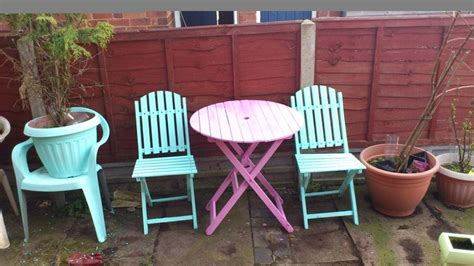 chalk paint arbor 17 best images about painted garden furniture on
