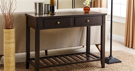 sofa table overstock 4 easy tips for picking the sofa table overstock