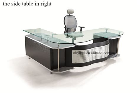 glass office furniture glass office desk furniture modern glass furniture glass