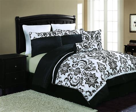white and black bed set black and white bedding sets that will make your room look
