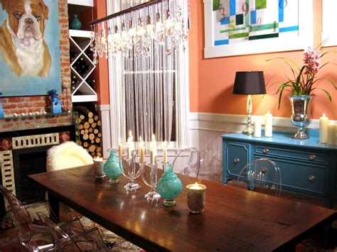 bold paint colors for small spaces color for small spaces hgtv