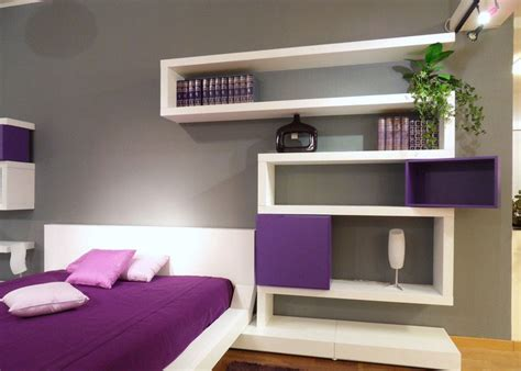shelves in bedroom modern bedroom design with wall shelves digsdigs