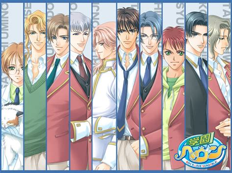 1000 Images About Gakuen Heaven On Heavens