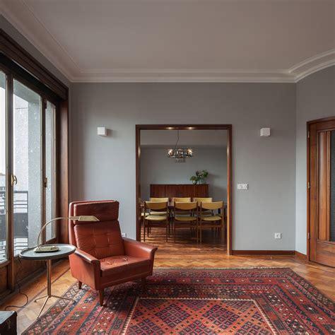 German Design Kitchens 3 dazzling apartments with retro interiors in 1940s porto