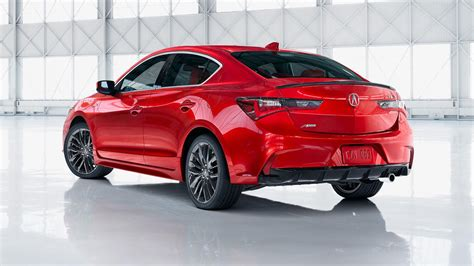 2019 Acura Ilx 2019 acura ilx gets a sharper standard safety tech