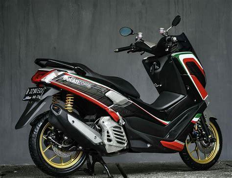 Modifikasi Motor Nmax by Modifikasi Yamaha Nmax 155 Keren Jual Aksesoris Motor