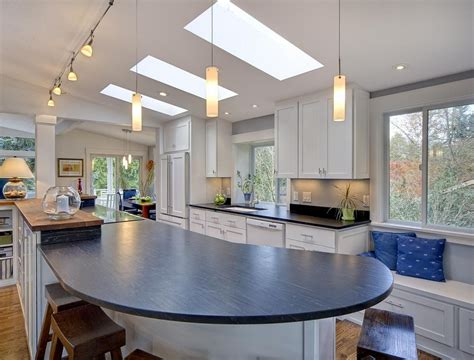 pictures of kitchen lighting ideas vaulted ceiling lighting ideas to beautify you home design gallery gallery